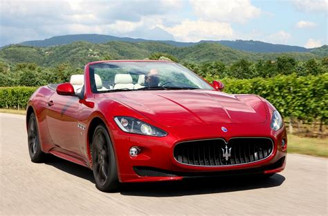 How Much Is A New Maserati by Maserati Grancabrio Sport Review Autocar