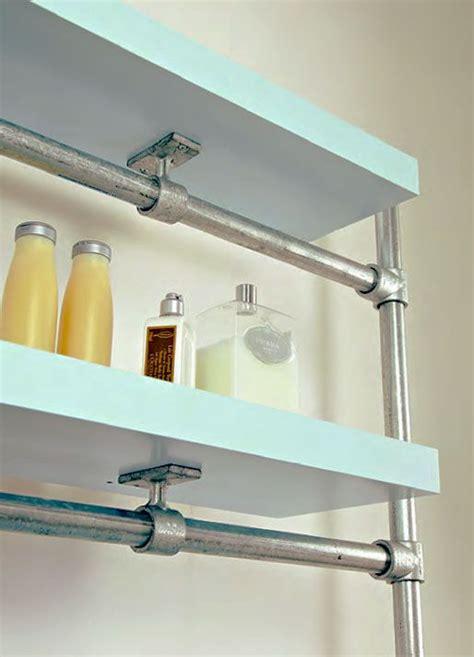 Bathroom Shelves Industrial