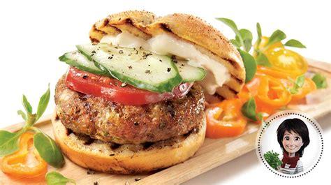 crepes cuisine az burgers de poulet à la grecque de josée di stasio