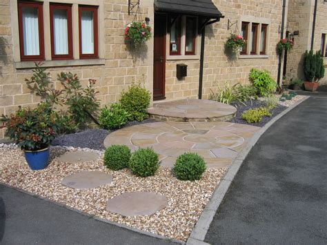 ideas for gravel gardens award winning landscape gardeners huddersfield