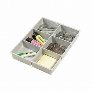 Casier A Tiroir : casier de rangement pour tiroirs 6 cm ~ Teatrodelosmanantiales.com Idées de Décoration