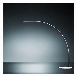 fontanaarte yumi white floor lamp outlet desoutcom With yumi led floor lamp