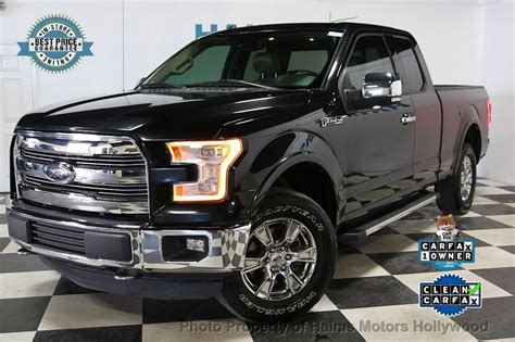 ford   wd supercab  lariat  haims
