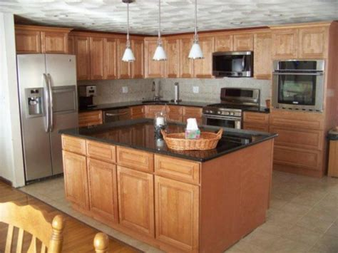 split level kitchen ideas split level kitchen remodel on a budget this 70s split