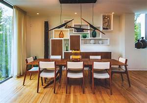 Modular Wall Units Dining Room Midcentury With Dramatic