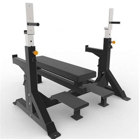 Heavy Bench Press by Usa Commercial Heavy Duty Ipf Spec Olympic Bench