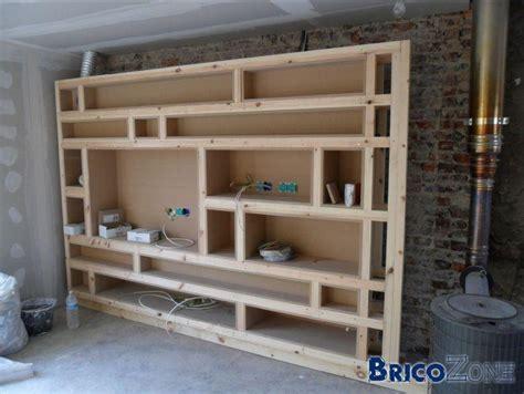 fabriquer sa cuisine en mdf table rabattable cuisine construire meuble