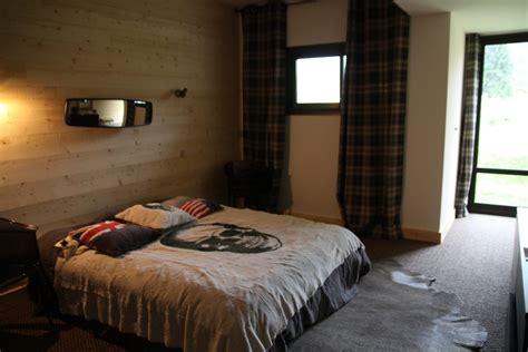 deco design chambre photo chambre et chalet design moderne rustique déco