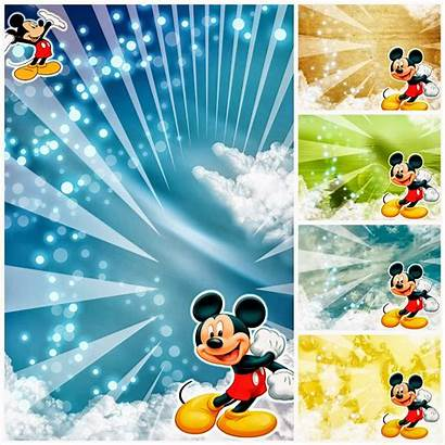 Mickey Mouse Wallpapers Backgrounds Cartoon 4k Background