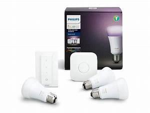 Philips Hue Starterset : philips hue cashback aktion smarte lampen so g nstig wie ~ Watch28wear.com Haus und Dekorationen
