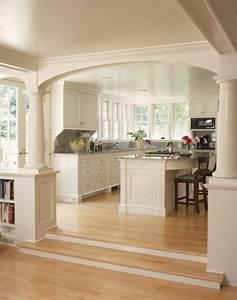 decouvrir la beaute de la petite cuisine ouverte With salle À manger blanc pour petite cuisine Équipée