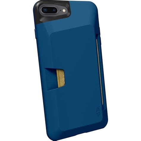 The big difference, when compared to apple's option, is a card pocket, which gives you ready access to your credit card, id card, train ticket or. Smartish iPhone 7 Plus / 8 Plus Wallet Case - Wallet ...