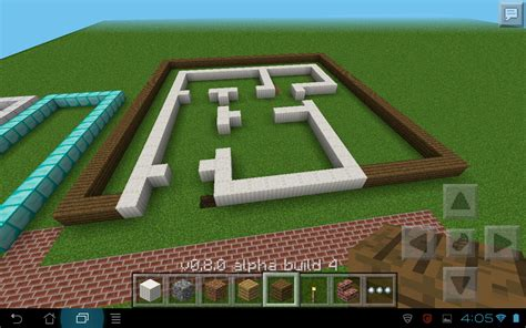 minecraft pe building ideas   build  modern  story house