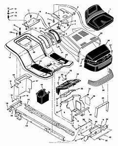 Tractor Engine Parts Diagram