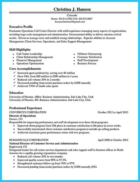 Resume Format For Call Center by Pin On Resume Template Resume Resume Template Free