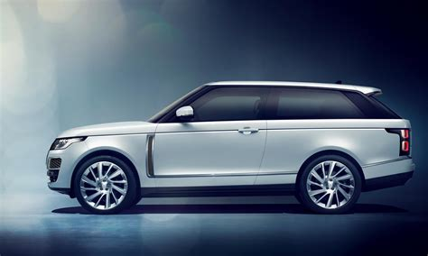 range rover sv coupe revealed  confirmed