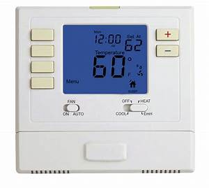 2 Wire Programmable Thermostat Wired Programmable Thermostat Digital Thermostat