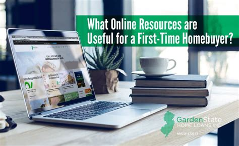 garden state loans what resources are useful for a time homebuyer