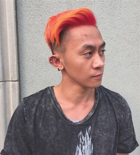 Mens Hair Dye by 60 Best Hair Color Ideas For Express Yourself 2018