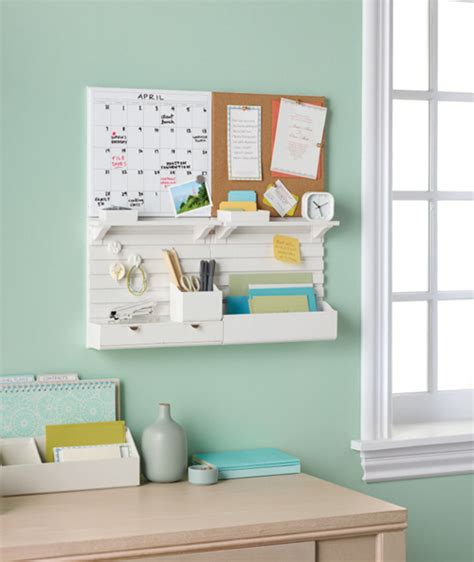 Office Wall Organizer by Create Your Own Wall Organizer For Office Homesfeed