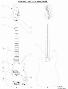 Fender E 011 1300upg1 Sisd