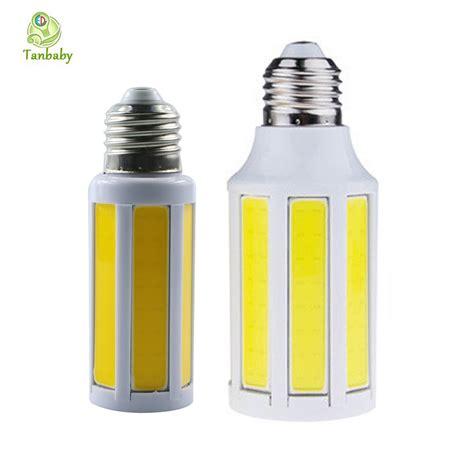 tanbaby cob led corn bulb 7w 10w warm white led light l