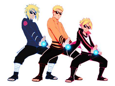 Naruto Rasengan Pixel Art
