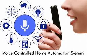 Voice Recognition Systems Control Everything In A Home