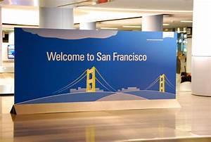 Duschvorhang San Francisco : welcome to san francisco terminal 2 san francisco ~ Michelbontemps.com Haus und Dekorationen