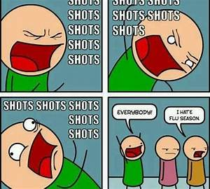 Flu Season!! | ... Stupid Flu Quotes