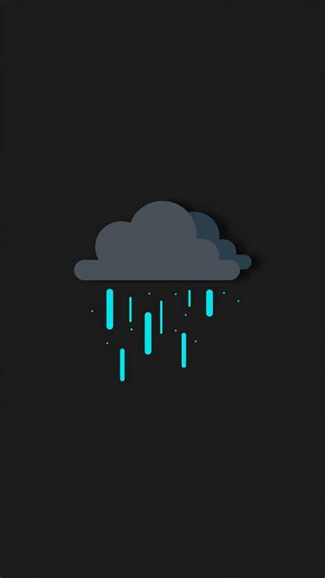 digital clouds rain iphone wallpaper iphone wallpapers