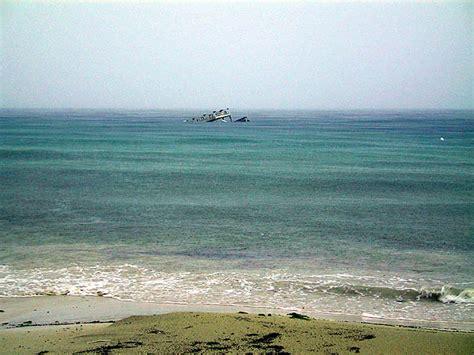 Big Jamaica Boat by Jamaica 2002 Sunken Boat