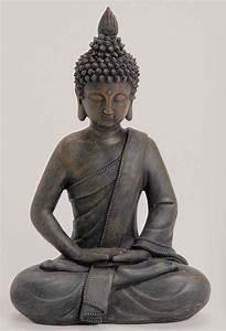 Buddha Figur 150 Cm : deko buddha figur statue skulptur asien garten thailand feng shui 27 cm neu ebay ~ Buech-reservation.com Haus und Dekorationen