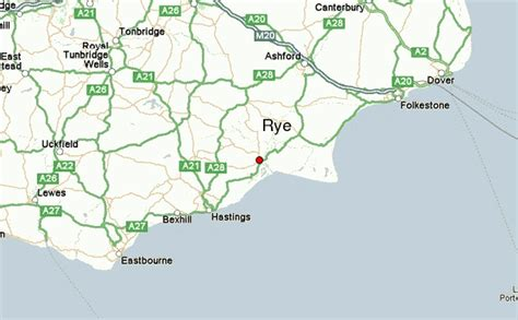 rye united kingdom location guide