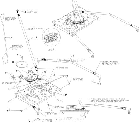 mtd 13apa1zs099 247 204400 t8000 2016 parts diagram for steering