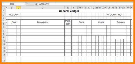income ledger template ledger review