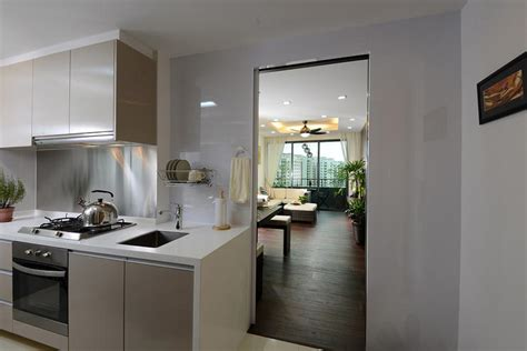 balinese kitchen design house tour this two bedroom executive condominium is 1454