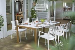 Salon De Jardin Romantique : mobilier et d co outdoor un jardin totale ambiance ~ Dailycaller-alerts.com Idées de Décoration