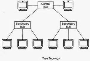 Tree Network Topology