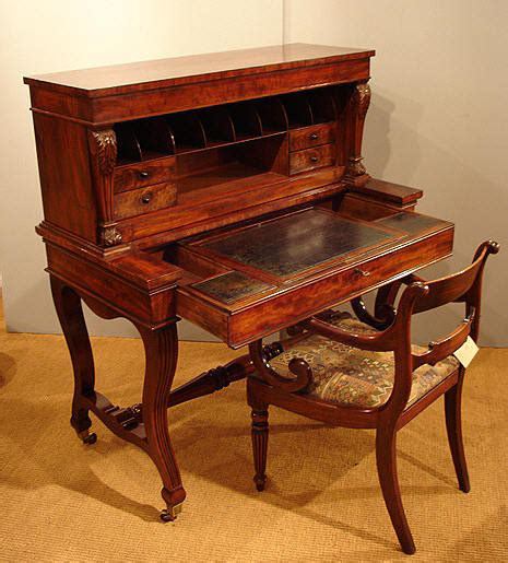 secretaire baise bureau antique piano desk bureau and secretaire