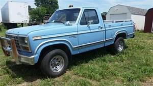 1981 Ford F150 Custom