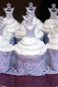 Bridal Shower Wedding Cupcakes