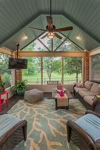best screened patio design ideas 38 Amazingly cozy and relaxing screened porch design ideas