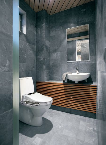 bathroom slate tile ideas