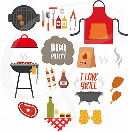 Clipart Barbecue Bbq Graphics Outdoor Grill Party