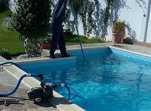 Nettoyer Piscine Verte : nettoyage piscine awesome entretien u nettoyage piscine ~ Zukunftsfamilie.com Idées de Décoration