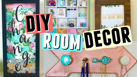 Diy Room Decor And Organization 2017