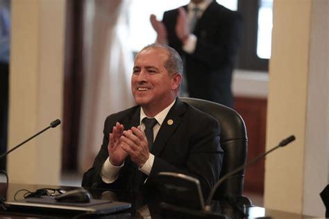 Néster Vásquez Pimentel presidirá la Corte Suprema de