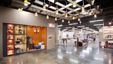 Home Design Center by Retail Displays Fixtures Environments