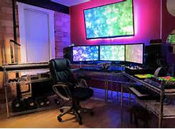 Gaming Room Ideas Pretty Video Game Room With More
